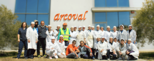 Our TEAM, Arcoval SL