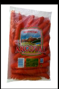 Arcoval zanahorias, carrots, Karotten