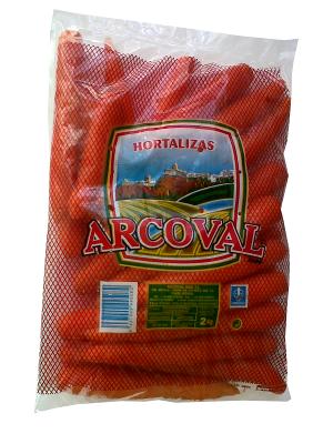 Zanahorias bolsa de 2kg