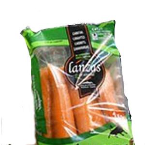 bolsa de 1kg de zanahorias, Lanzas de Arcoval