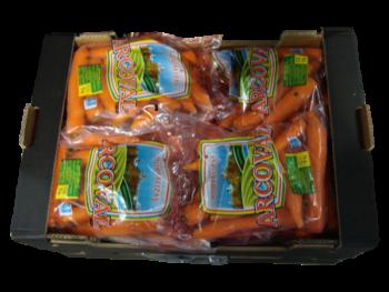 bolsas de zanahorias, 1kg
